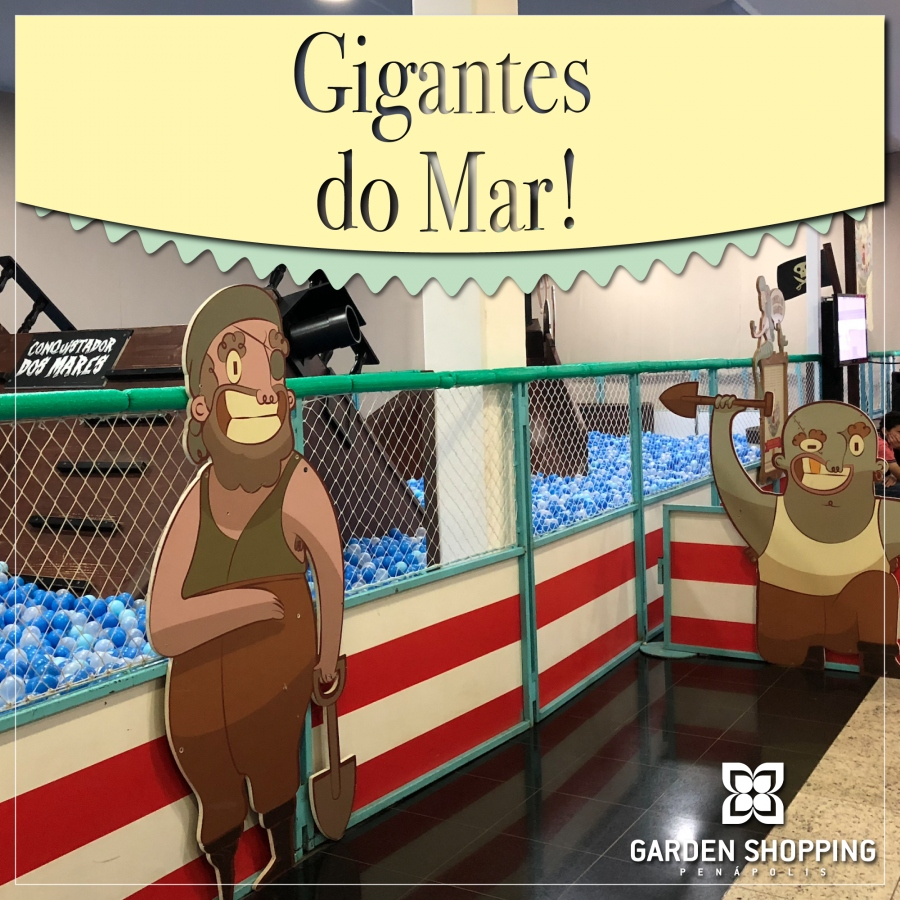 Gigantes do Mar